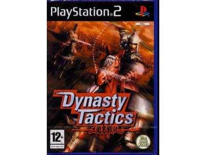 ps2 dynasty tactics