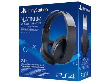 PS4 Sony PS4 Platinum Wireless Headset 7.1