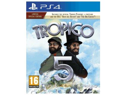 PS4 Tropico 5