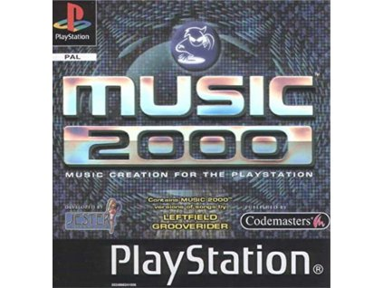 PS1 music 2000
