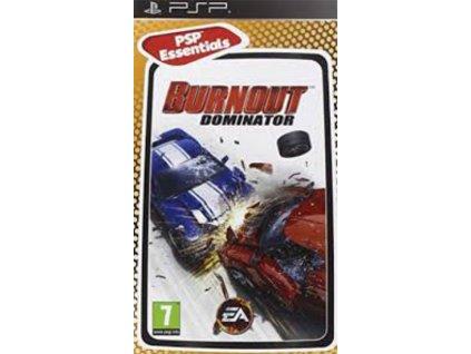 Burnout Dominator (Essentials) psp