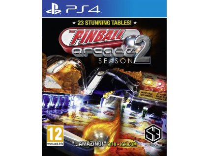 PS4 Pinball Arcade: Season 2