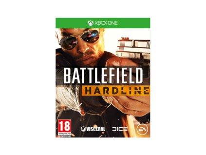 XBOX ONE Battlefield: Hardline (nová)