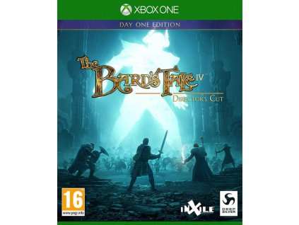XBOX ONE The Bard's Tale IV Director's Cut (Day One Edition)