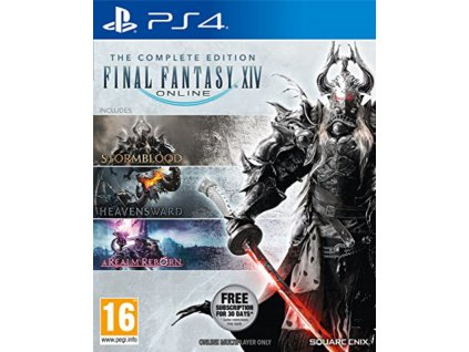 PS4 Final Fantasy XIV Online The Complete Edition