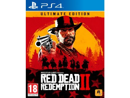 PS4 Red Dead Redemption 2 - Ultimate Edition