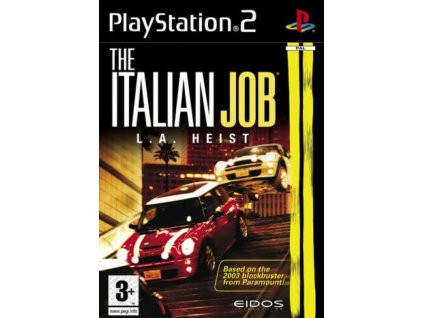 The Italian Job LA Heist (PS2)