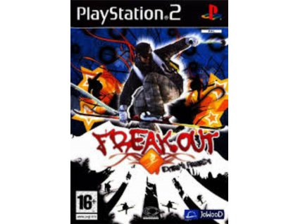 Freak Out Extreme Freeride (PS2)