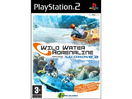PS2 Wild Water Adrenaline