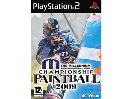 Millennium Series Championship Paintball 2009 (PS2)