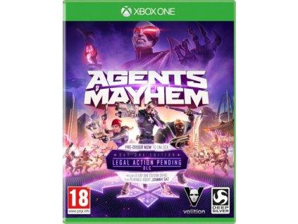 XBOX ONE Agents of Mayhem