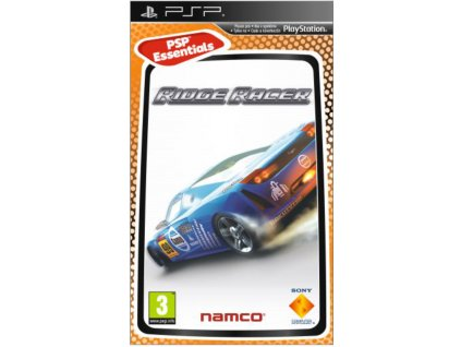 Ridge Racer PSP essentials