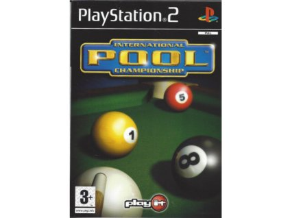 ps2 international pool championship