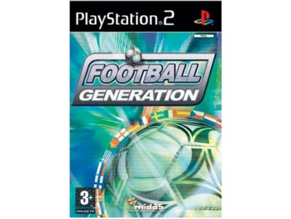 ps2 football generation