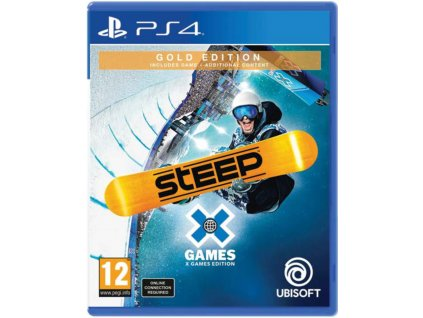 Steep X Games (Gold Edition) PS4