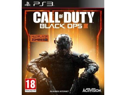 PS3 Call of Duty Black Ops III