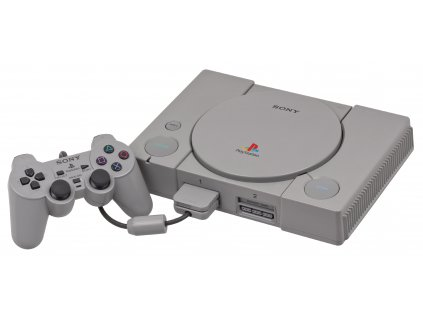 Playstation 1 (PSX) SCPH 7502 + Dualshock