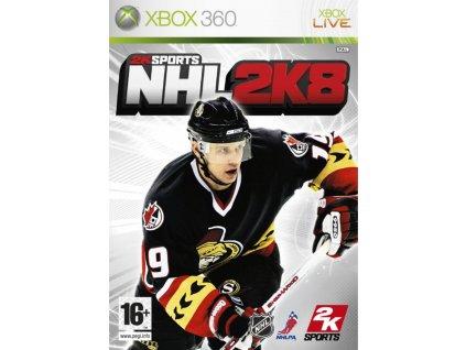 XBOX 360 NHL 2K8