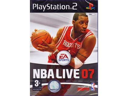 PS2 NBA Live 07