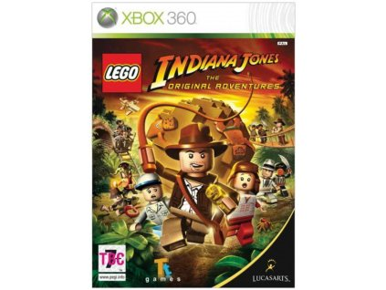 XBOX 360 Lego Indiana Jones