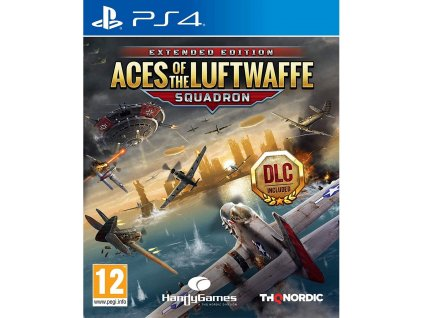 PS4 Aces of the Luftwaffe