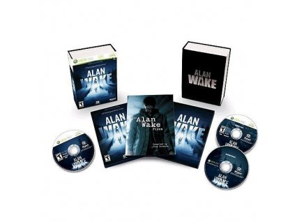 XBOX 360 Alan Wake Limited Edition