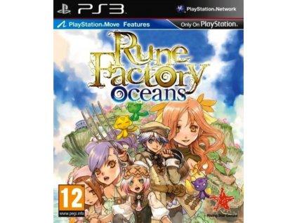 PS3 Rune Factory Oceans