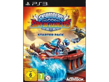 PS3 Skylanders Superchargers