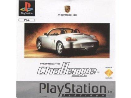 PS1 Porsche Challenge PLATINUM