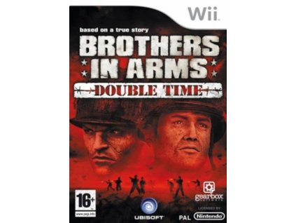 wii brothers in arms double time