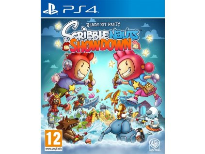 PS4 Scribblenauts Showdown