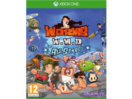 XBOX ONE Worms WMD All Stars