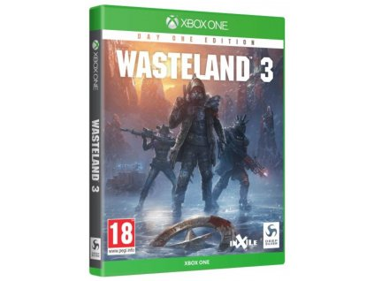 XBOX ONE Wasteland 3 (Day One Edition)