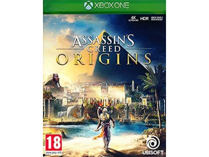 XBOX ONE Assassin's Creed: Origins CZ