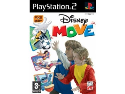 PS2 disney move