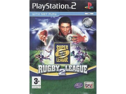 Rugby League 2 (PlayStation 2)