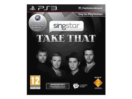 PS3 SingStar: Take That