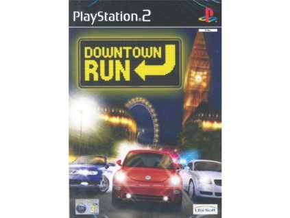 PS2 Downtown Run