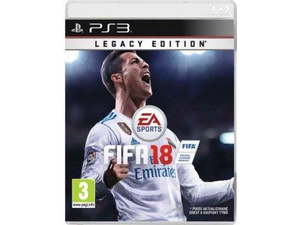 PS3 Fifa 18