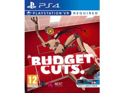 PS4 Budget Cuts
