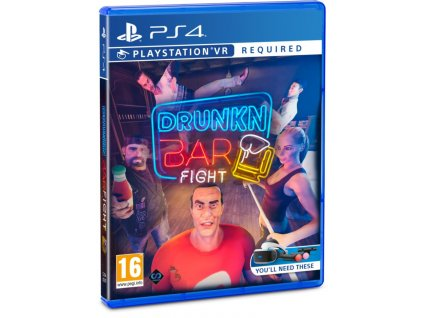PS4 Drunkn Bar Fight VR