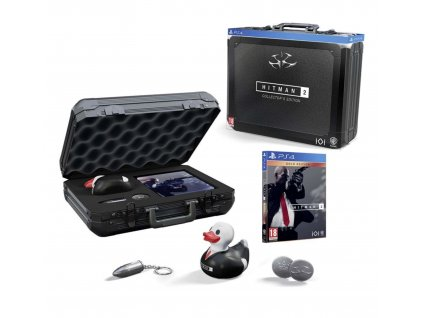 PS4 Hitman 2 Collector's Edition