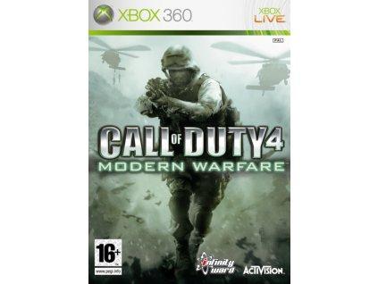 XBOX 360 Call of duty Modern Warfare