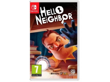 SWITCH Hello Neighbor CZ
