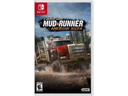SWITCH Spintires MudRunner American Wilds Edition