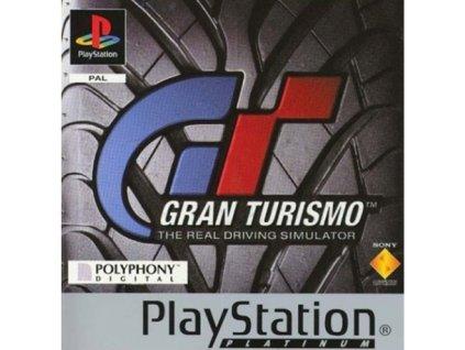 PS1 Gran Turismo Platinum