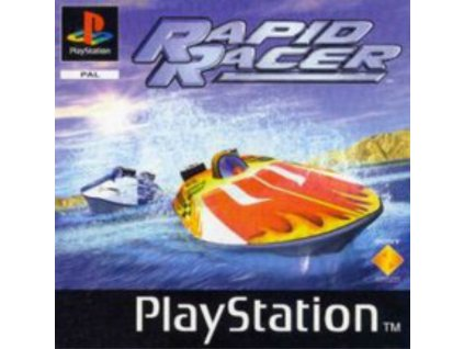 ps1 rapid racer