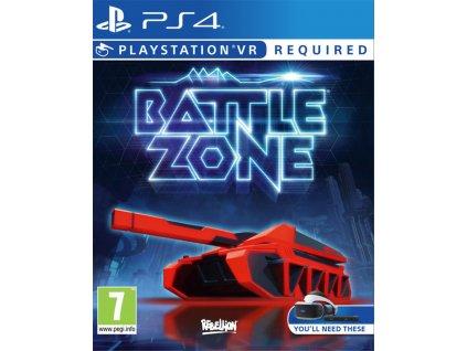PS4 Battlezone VR