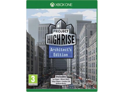 Project Highrise Architect's Edition XBOX ONE
