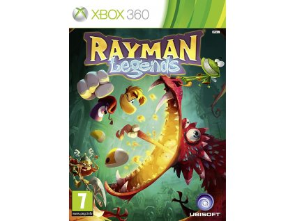 XBOX 360 Rayman Legends